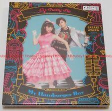 New Momoiro Clover Z Sasaki Ayaka My Cherry Pie First Limited Edition CD Blu-ray