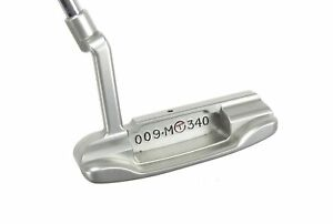 SCOTTY CAMERON 009-M MASTERFUL TOUR ONLY SIGHT DOT SSS 340G CIRCLE-T PUTTER