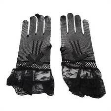 Long Lace Hand Long Gloves Fashion Mesh In Stock Wedding Bride Accessories O3