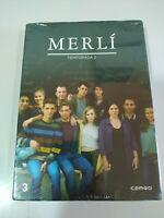 Merli Segunda Temporada Completa - 4 x DVD Español - EDICIÓN ESPAÑOLA