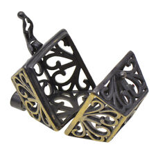 Hollow Necklace Pendant Charms Locket Pendant for DIY Crafts Jewelry Making