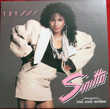 SINITTA: TOY BOY - CD Single (12 Trks) [2015 Stock Aitken Waterman Box Set] PWL