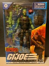 "GI Joe Classified Cobra Island 6"" Beachhead *NEW/SEALED* *SHELFWEAR*"