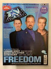 Tv Zone Cult Tv Magazine May 1997 Issue#102 Babylon 5 Season 5 Boxleitner