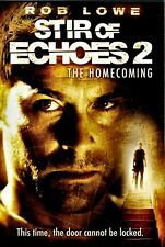 NEW  DVD - STIR OF ECHOES 2 - Rob Lowe, Marnie McPhail
