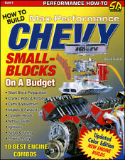 SMALL BLOCK HOW TO BOOK CHEVROLET VIZARD CHEVY BUILD MANUAL PERFORMANCE BUDGET
