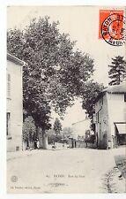 BAYON Meurthe et moselle CPA 54 la rue du pont