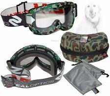 Zeal Optics Link Motocross Goggles - Form Fitting No Fog Lens