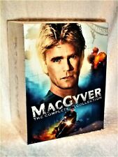 Macgyver Complete Collection (Dvd, 2020, 39-Disc) New Richard Dean Anderson