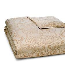 New SFERRA Chisella Mocha QUEEN Duvet Comforter Cover $595