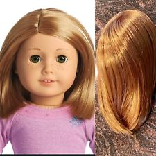 American Girl Doll Truly Me 37 Wig - Replacement Customs *New* Strawberry Blonde