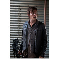 Norman Reedus in The Walking Dead as Daryl with Rifle 8 x 10 Inch Photo