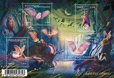 FRANCE 2013...Miniature Sheet F4739 MNH...BATS...Les Chauves-Souris