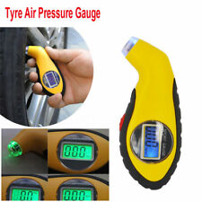 Digital LCD Car Tire Tyre Air Pressure Gauge Manometer Barometers Tester JJJ