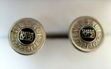 "Genuine Versace V2 Cufflinks Large 20mm 3/4"" Very Rare"