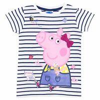 Peppa Pig T-Shirt | Girls Peppa Pig short sleeve tee | Peppa Pig Top | New