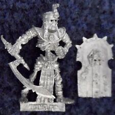 2002 Undead Tomb Guard 3 Games Workshop Warhammer Vampire Counts Army Kings D&D