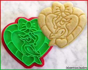Kookaburra Christmas Cookie Cutter Australian Animal Baking Supply Fondant Tool