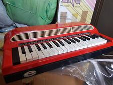 pianola Erregi elettrica pianoforte bimbi tastiera anni 70