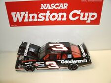 #3 DALE EARNHARDT 1989 G M GOODWRENCH WINSTON CUP CHEVY MONTE CARLO 1/24