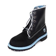 Timberland Little Kids Boots Leather SPD UP Black Waterproof 29776 Outdoors SZ1