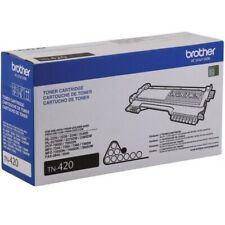 Original New Brother TN420 Black Toner Cartridge