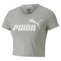PUMA Women's Essentials+ Fitted Tee