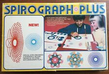 KENNER SPIROGRAPH PLUS No. 14210