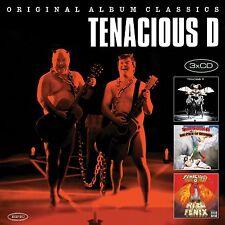 TENACIOUS D - ORIGINAL ALBUM CLASSICS 3 CD NEU
