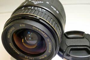 Quantaray 28-80mm f3.5-5.6 AF Lens For Minolta/Sony α37 α58 α68 230