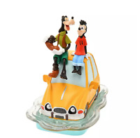 Disney Store Japan Goofy & Max Figure Dogs Car A Goofy Movie Story Collection