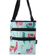 Llama Messenger Bag