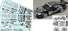 "1/43 Decal Porsche 911 GT3 Cup ""H&R"" Jürgen Alzen Motorsport VLN 2005"