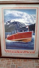 Wooden Boat 26th Annual Concours d' Elegance  picture. August 1998