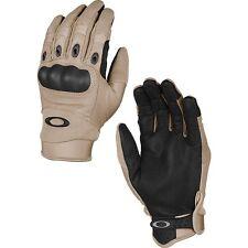 Oakley Factory Pilot Tactical Assault Glove Khaki X-LARGE Size XL 100% Authentic