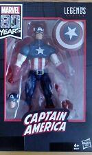 Marvel Legends 80th Anniversary Captain America MIB