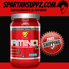 BSN AMINO X 30 SERVE BCAA INTRA WORKOUT RECOVERY STRENGTH