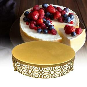 Wedding Cakes Stands Metal Material Cupcake Holders Dessert Display Trays Plates