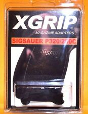 X-Grip (P320/250C) ADAPTS FULL SIZE 9/40 MAG TO USE IN P320/250 COMPACT PISTOL