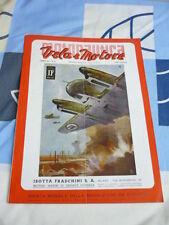 MOTONAUTICA VELA E MOTORE N. 5 MAGGIO 1943