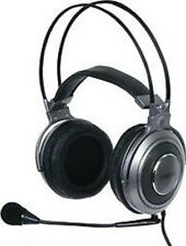 KONIG STEREO HEADSET 18 WITH TRUE 5.1 SURROUND SOUND & BOOM MICROPHONE