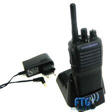 Vertex VX241 Handfunkgerät PMR inkl. Li-Ion Akku, Antenne und Ladegerät