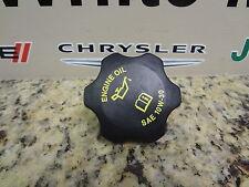 93-06 Chrysler Dodge Jeep New Engine Oil Filler Cap V6 V8 Engines Mopar Oem