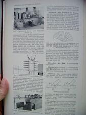 2 Bände Holz-Lexikon Nachschlagewerk holzwirtschaftliche Praxis 1972 Holz