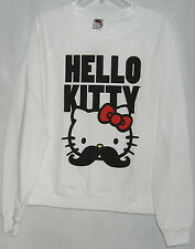 Hello Kitty Pullover Sweatshirt NICE GIFT FREE USA SHIPPING XSMALL NWT
