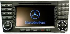 Mercedes Benz 04-08 CLS 219 Chassis Rebuilt Comand with Bluetooth Streaming