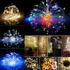 20/30/50 LED Battery Powered Copper Wire String Fairy Xmas Wedding Party Lights