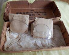 Vintage spectacle lenses (boxed) - Metropolitan Wholesale Optical Supply Co