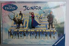 Kinder Ravensburger Kinderspiel Disney Frozen Junior Labyrinth Motorik Spiel Neu