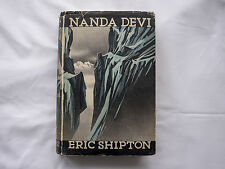 Nanda Devi: Exploration and Ascent by Eric Shipton, H. W. Tilman FIRST EDITION